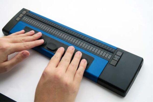 Brailleleesregel Handy Tech Basic Braille Plus