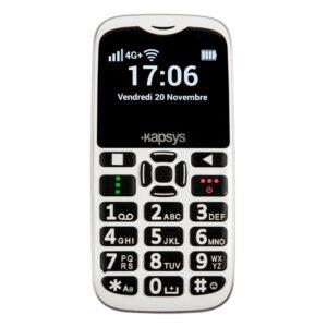 Telefoon GSM Kapsys Minivision 2