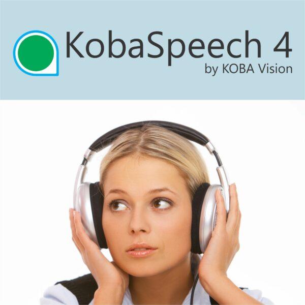 Synthèse vocale KobaSpeech 4