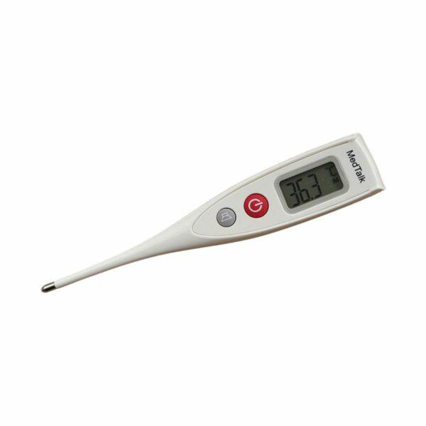 Koortsthermometer MedTalk Pen