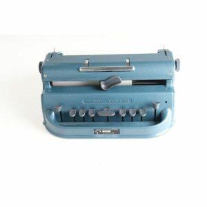 Brailleschrijfmachine